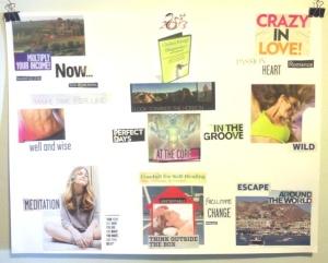 Vision Board 2013